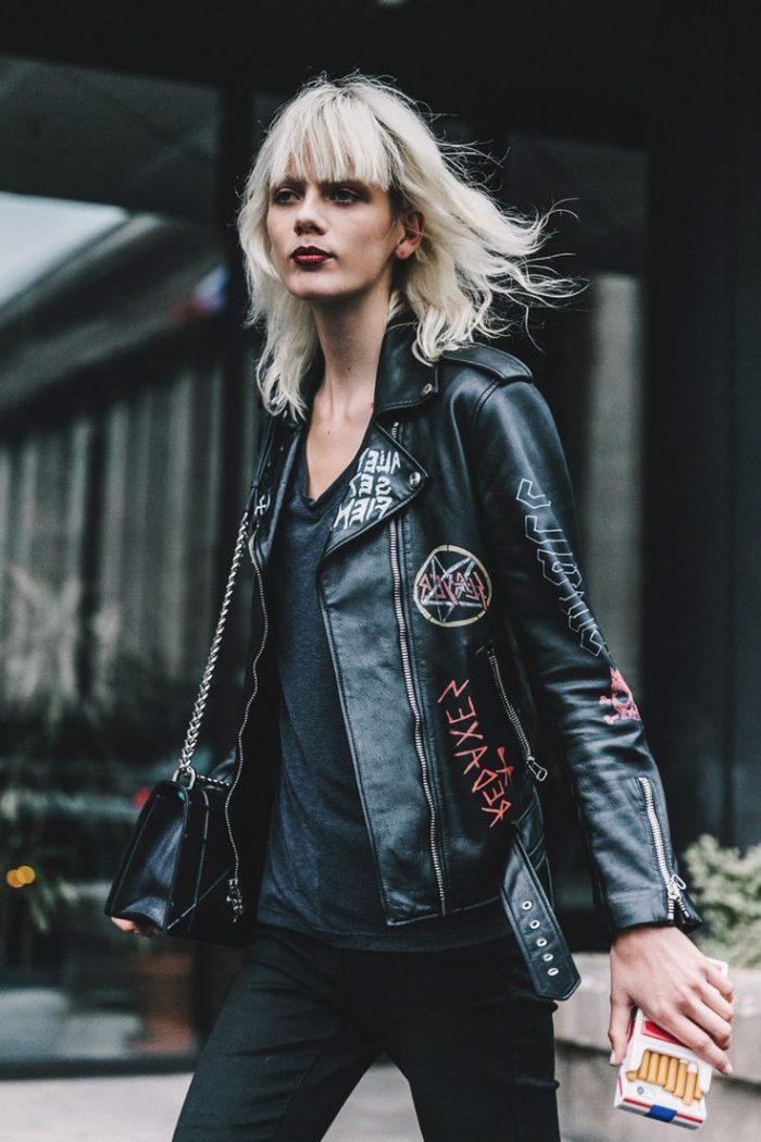 2018 Rocker Chic Trend For Women (7)
