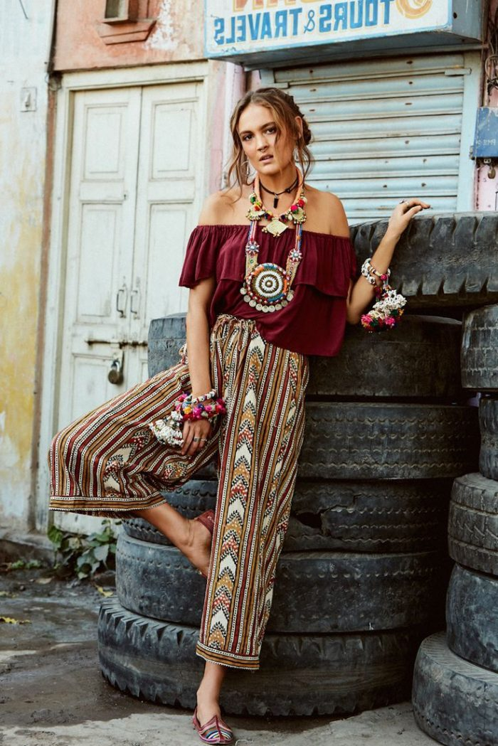 Best Summer Boho Chic Street Style 2019