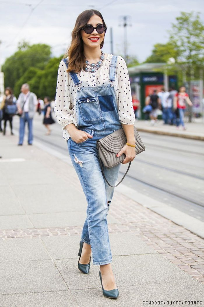 2018 Summer Denim Trends For Women (15)
