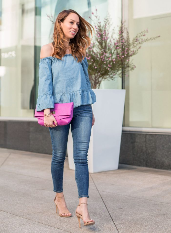 2018 Summer Denim Trends For Women (19)