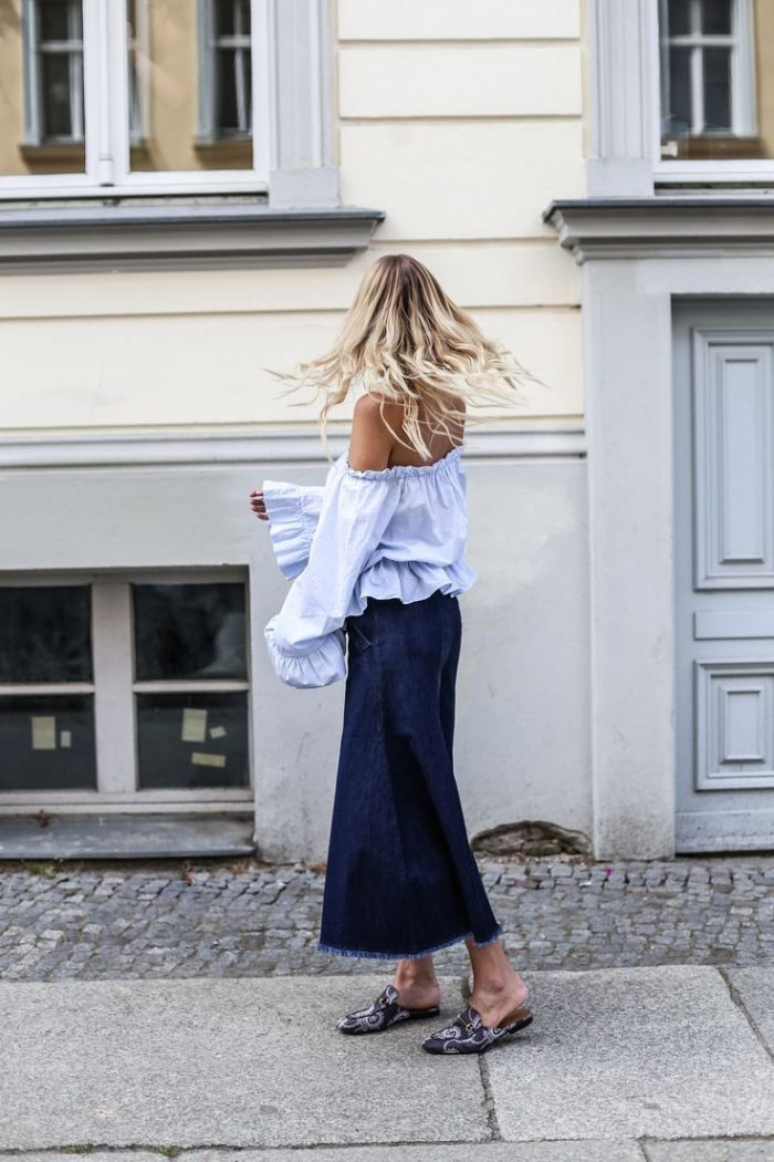Summer Key Denim Trends For Women 2019