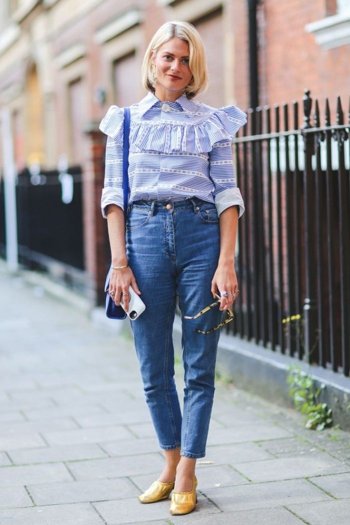 2018 Summer Denim Trends For Women (5)