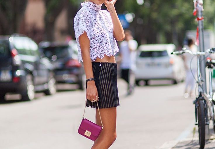 Summer Lace Outfits For Women