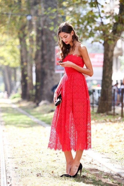Summer Lace Outfits For Women 2019