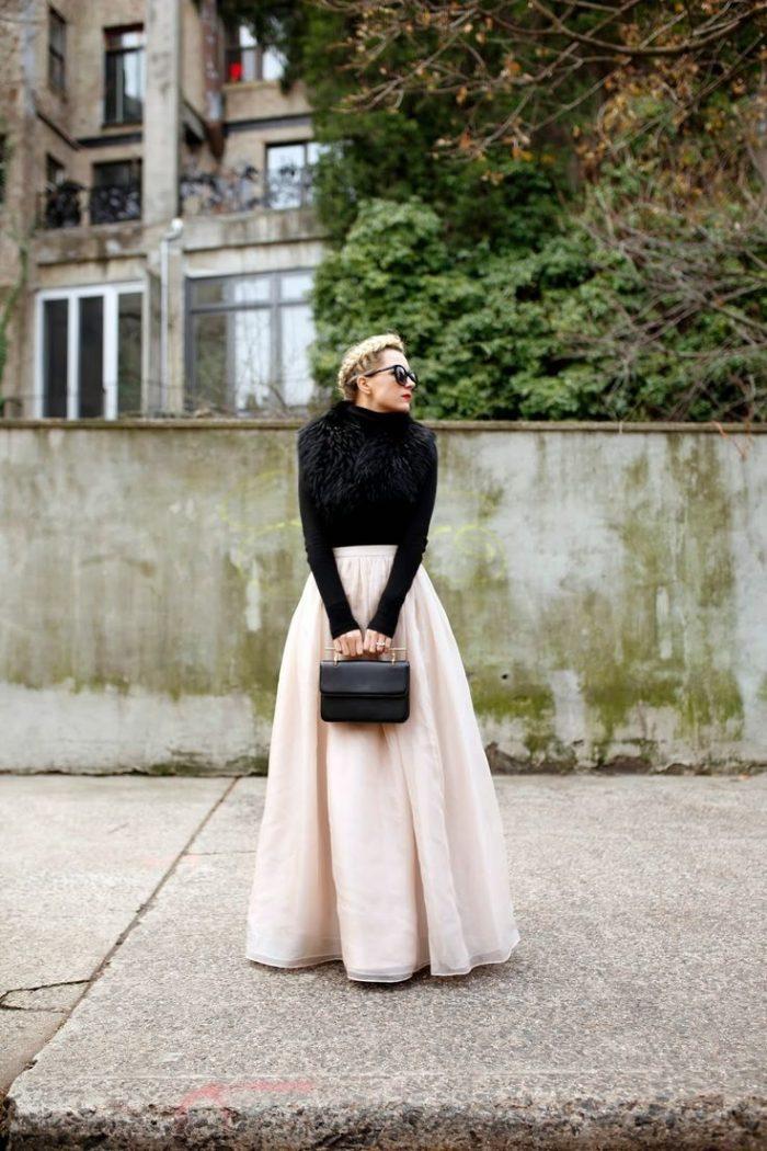 Best Maxi Skirts 2019