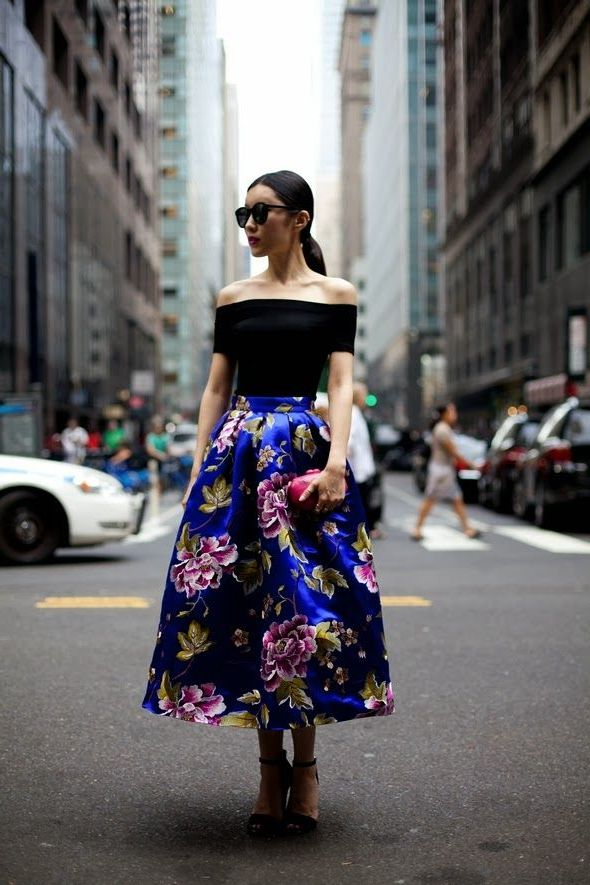 2018 Summer Off Shoulder Trend For Women (21)