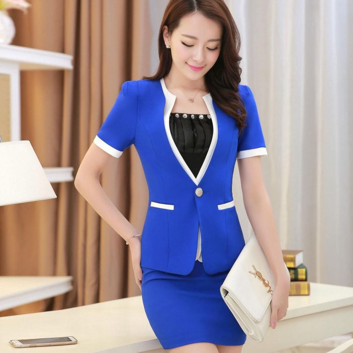Summer Office Outfits For Women 2019
