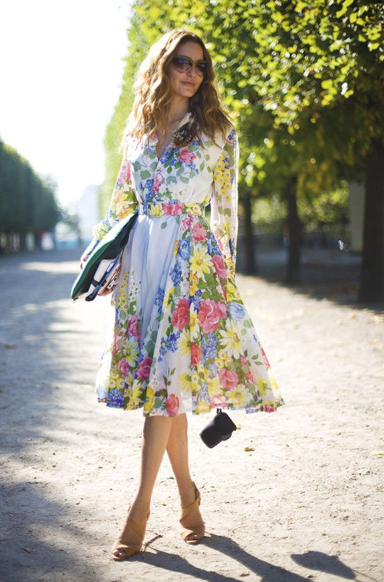 2018 Summer Tea Dresses (9)