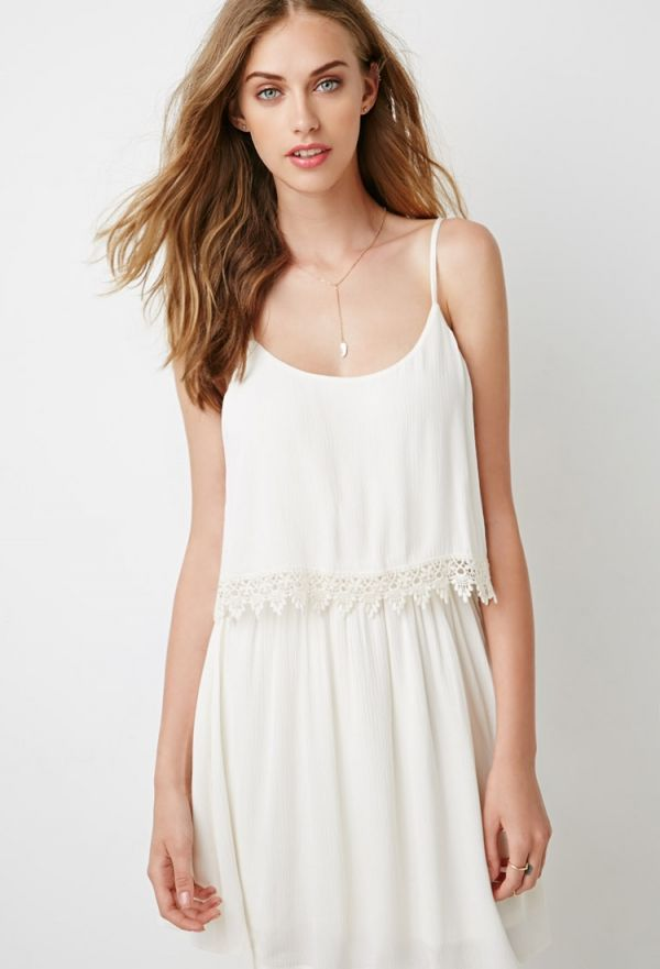 2018 Summer White Dresses (2)