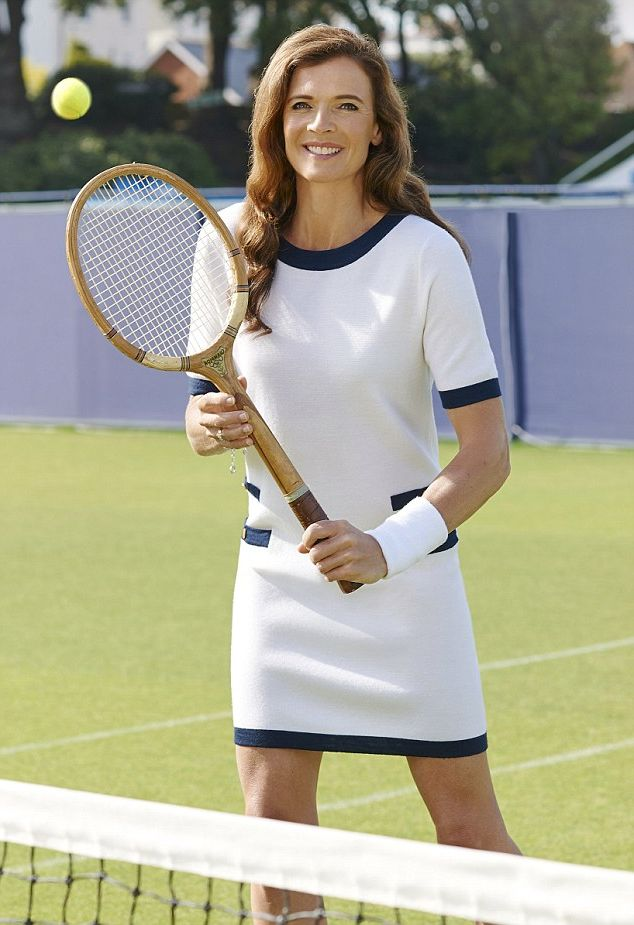 Tennis Inspired Outfits For Women 2019
