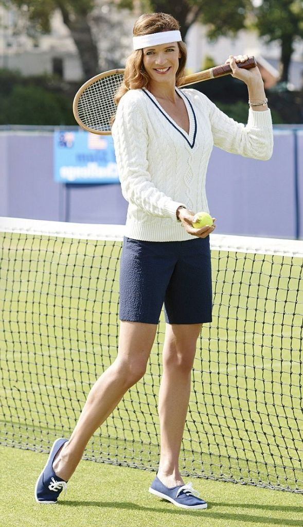 Tennis Inspired Outfits For Women 2020