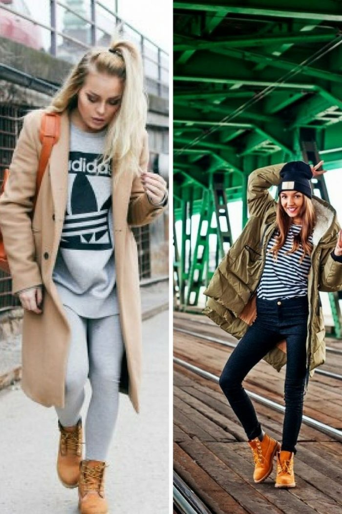 a587e5b9e9c How Women Should Wear Timberland Boots 2019 - StyleFavourite.com