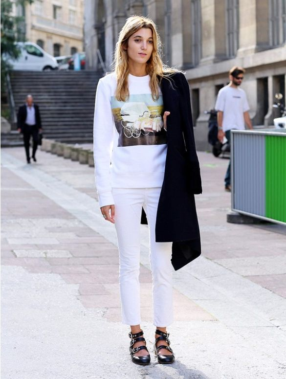 2018 White Pants For Women (12)