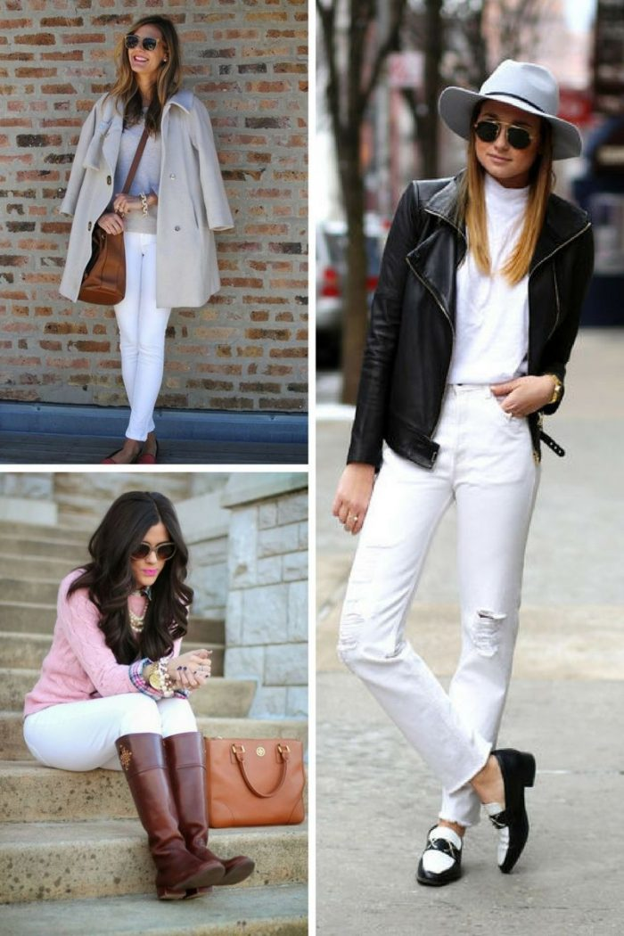 2018 White Pants For Women (15)