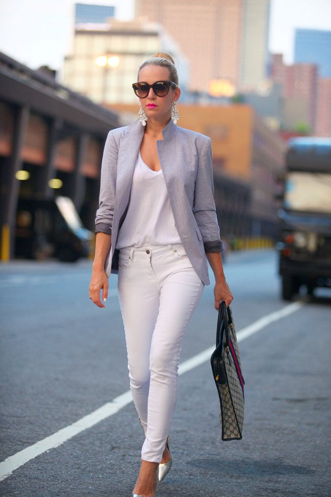 2018 White Pants For Women (5)