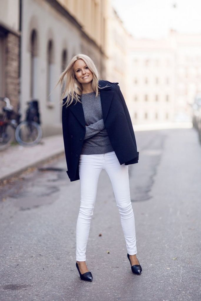 2018 White Pants For Women (7)