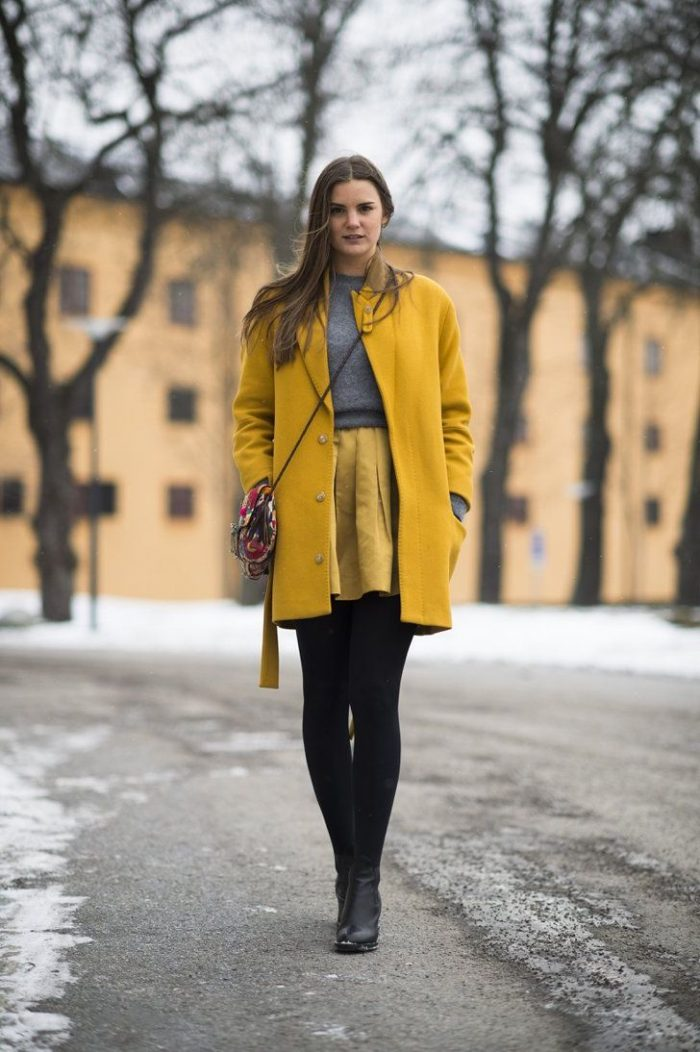 Bright Winter Outfits For Women 2019