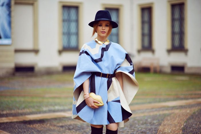Ponchos and Capes For Women 2019