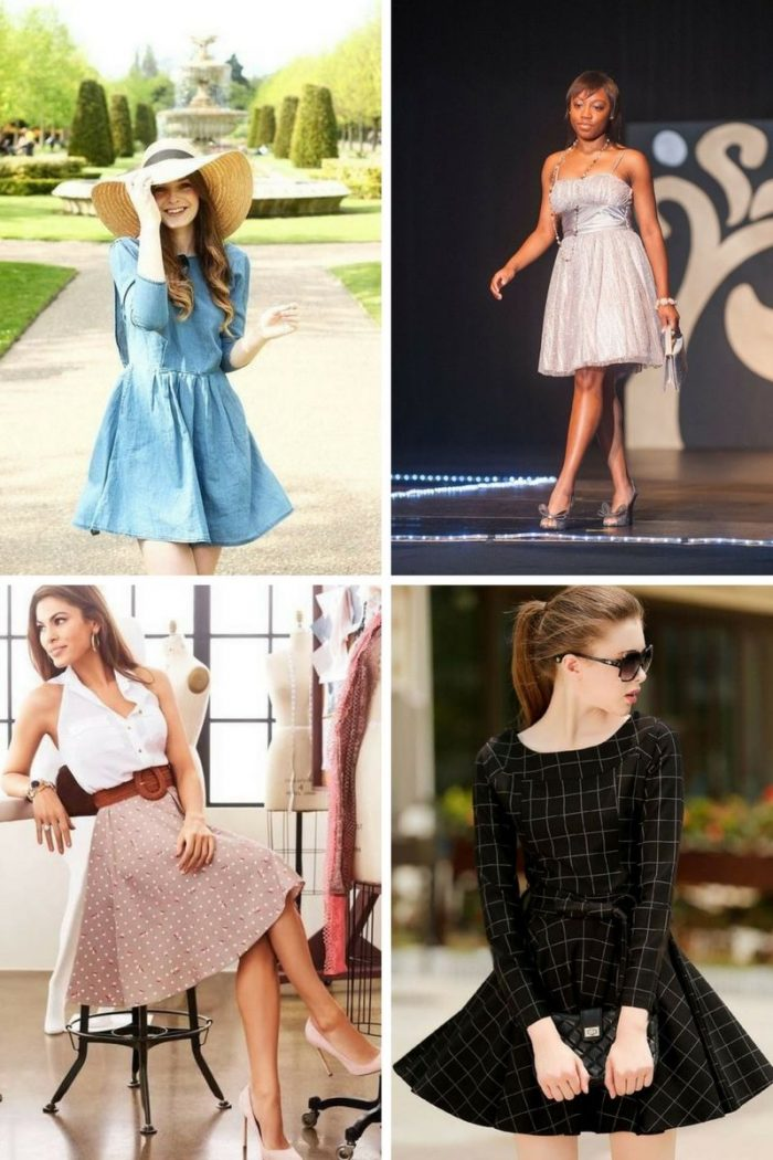 A Line Dresses Best Ideas How To Wear 2019