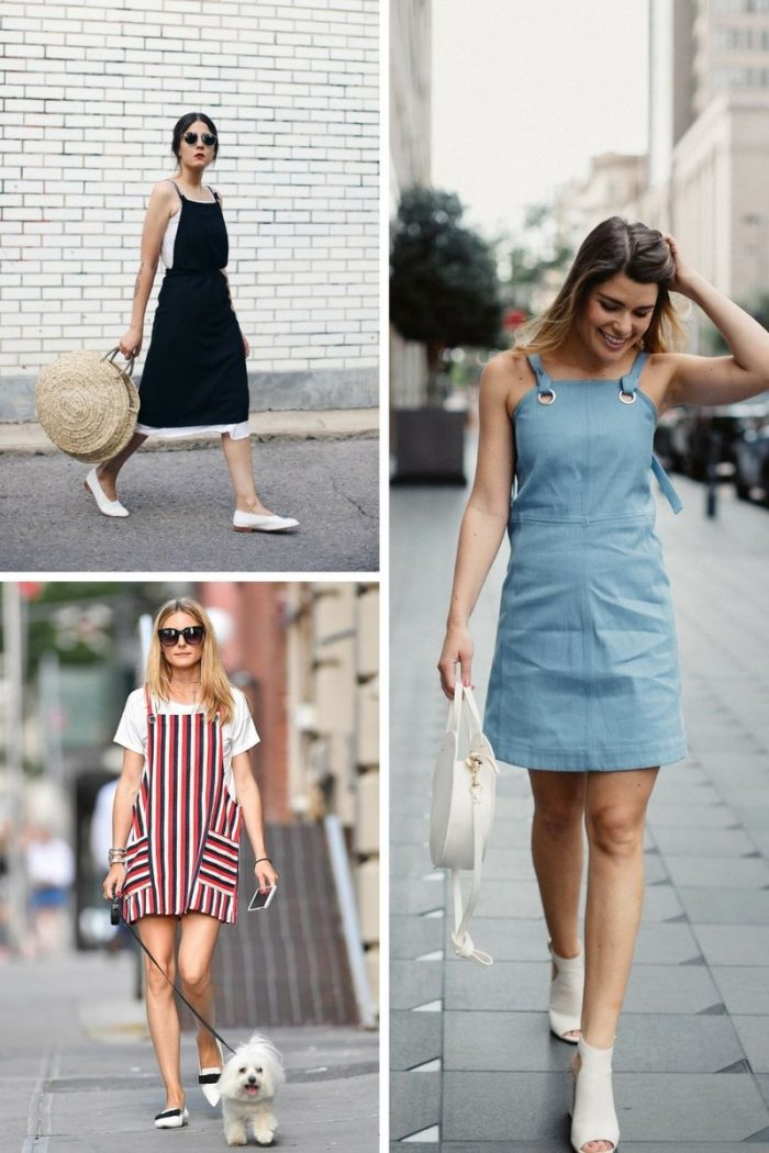 Apron Dresses Great Designs To Try Now 2019