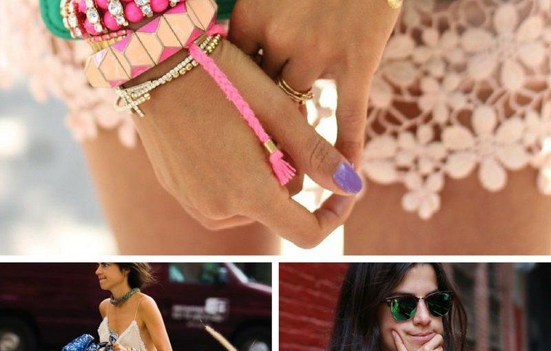 Arm Party Bracelets For Women 2018 (1)