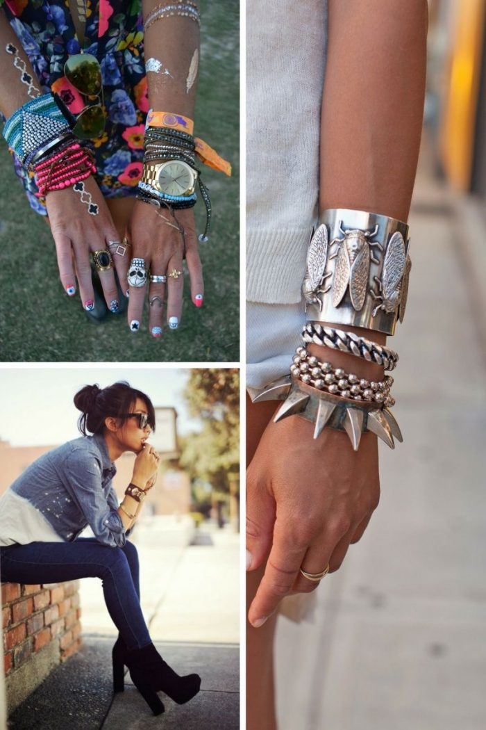 Arm Party Bracelets For Women 2018 (2)