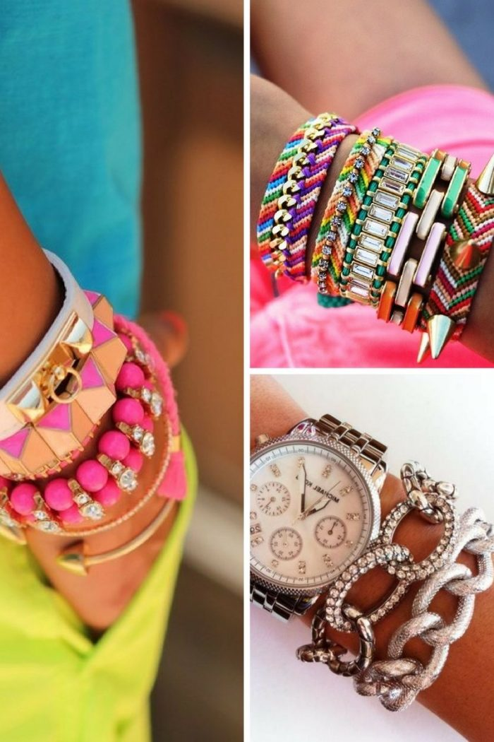 Arm Party Bracelets For Women 2018 (3)