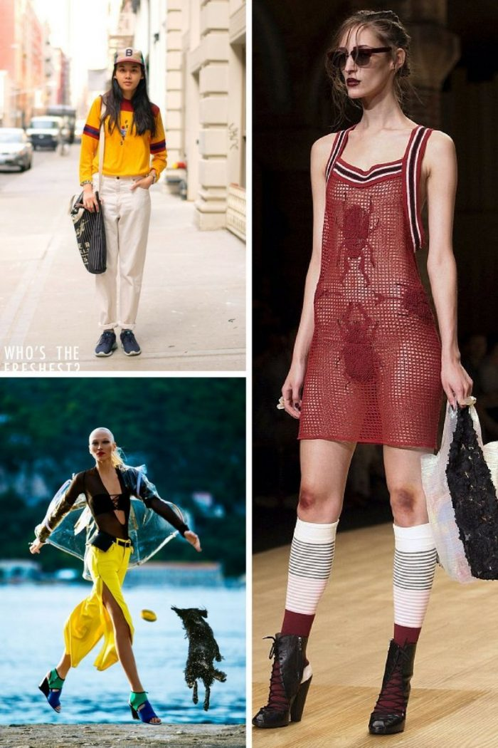 Athleisure Trend For Women 2018 (9)