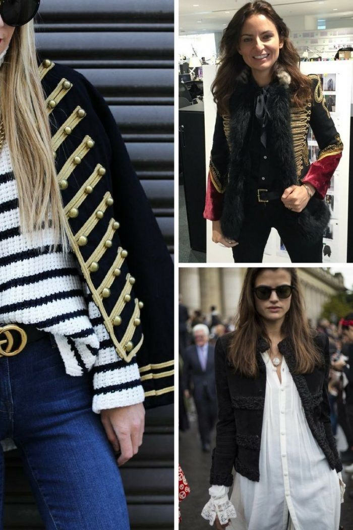 Band Jackets For Women 2019
