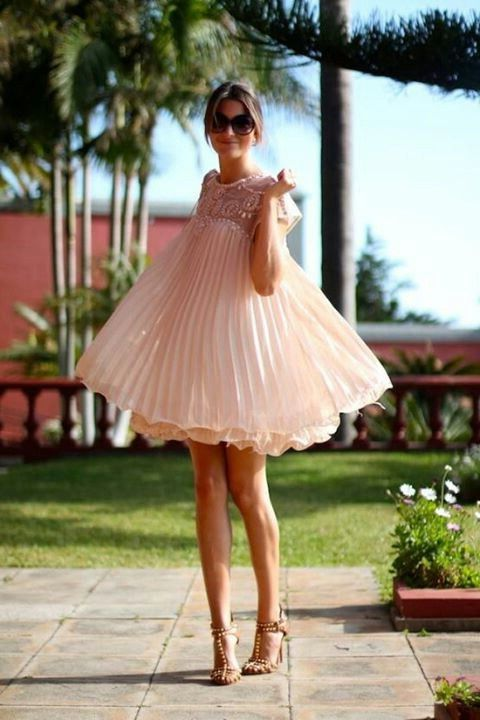 Beach Wedding Guest Clothes For Women 2018 (5)