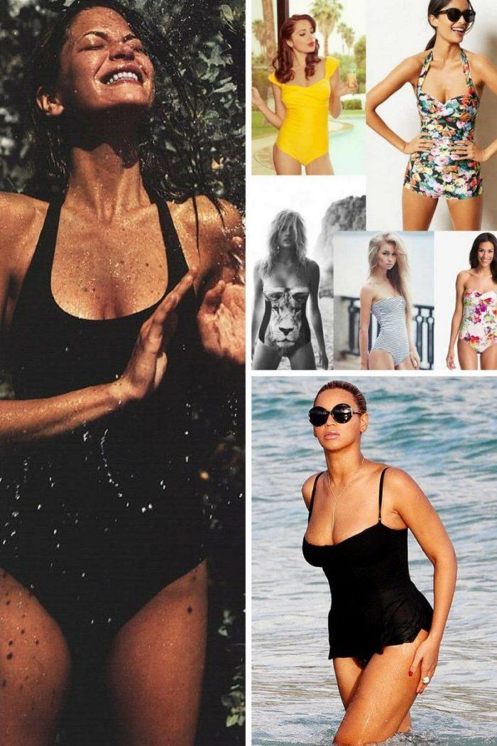 Women's Swimwear & Beachwear Trends 2019