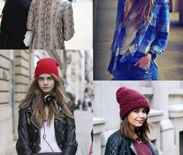 Best Beanies For Women 2018 Street Style Ideas (12)