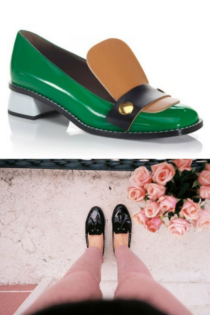 Women's Loafers Outfit Ideas 2020