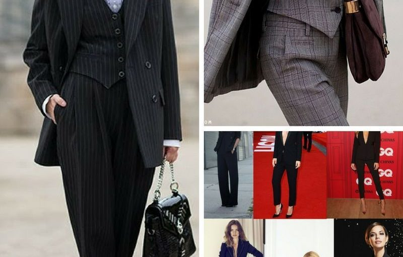 What Pant Suits Are In Style