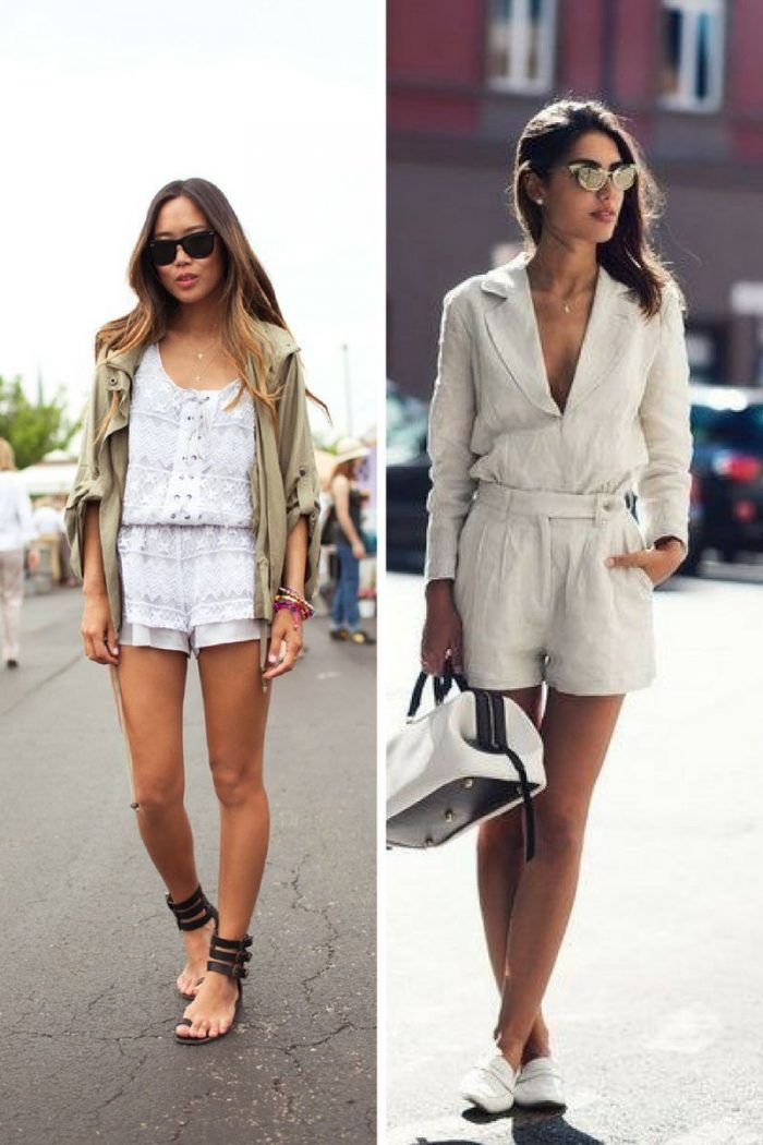 Summer Rompers For Women 2019