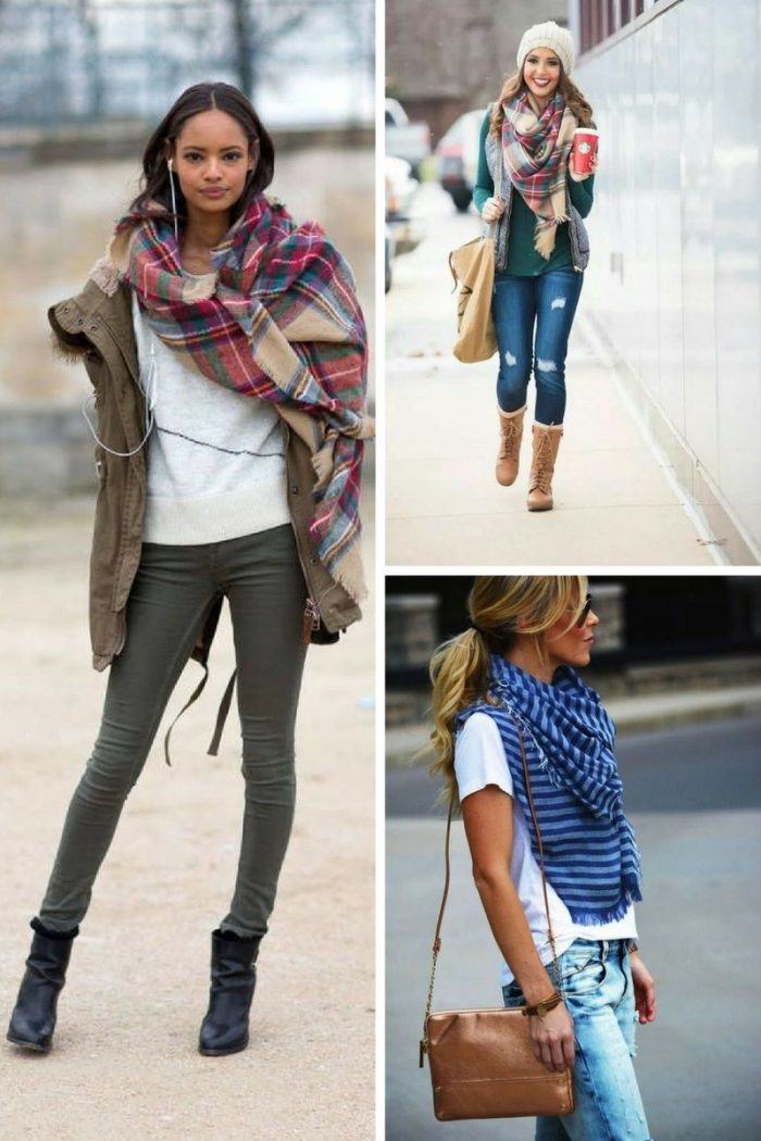 Beautiful Scarves For Women 2019