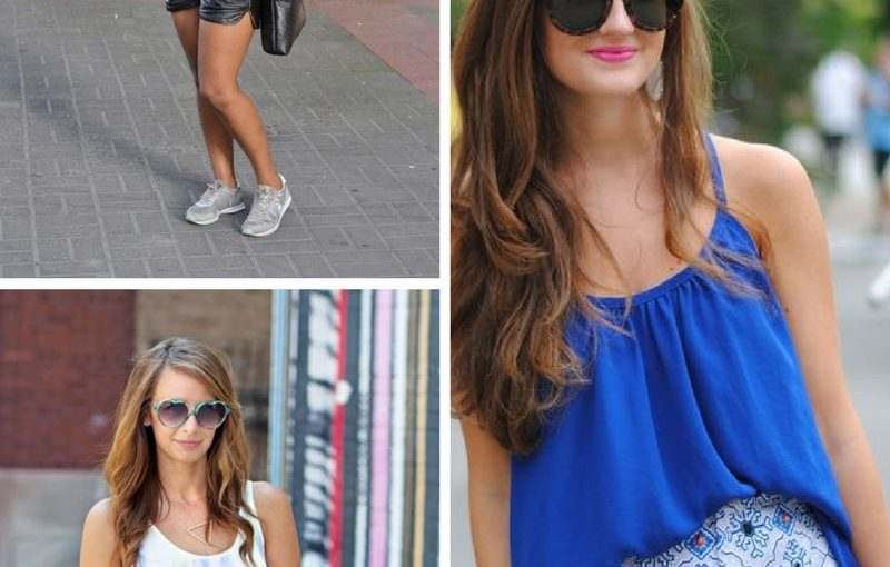How To Wear: Women's Shorts For Spring-Summer