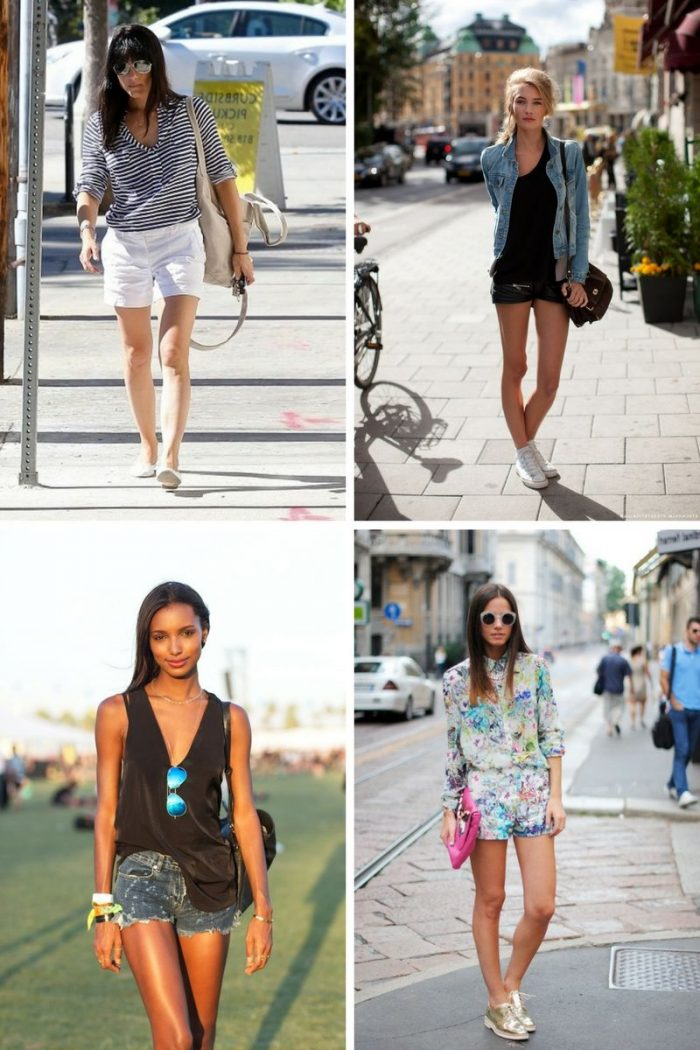 How To Wear: Women's Shorts For Spring-Summer 2019