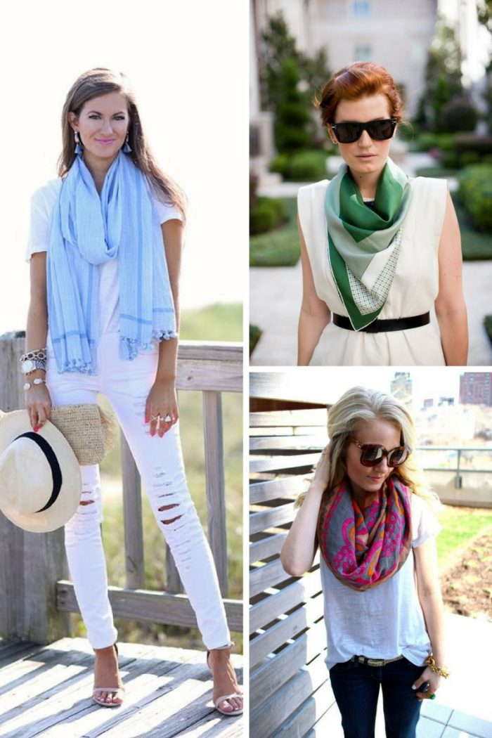 Best Women's Scarves For Summer 2019