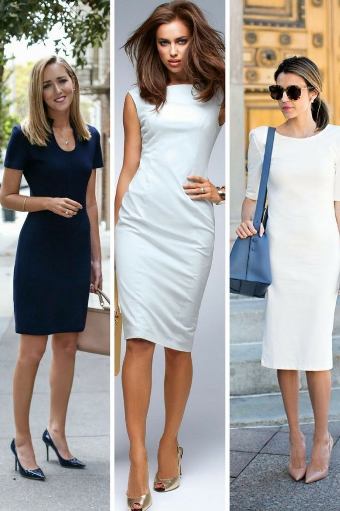 Women's Business Attire: Work Dresses 2020