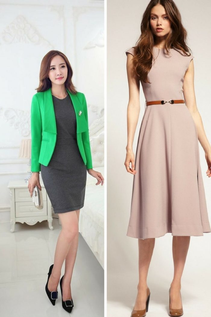 Best Work Dresses 2018 (9)
