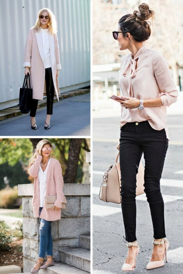 Blush Colored Clothing To Make A Statement 2020