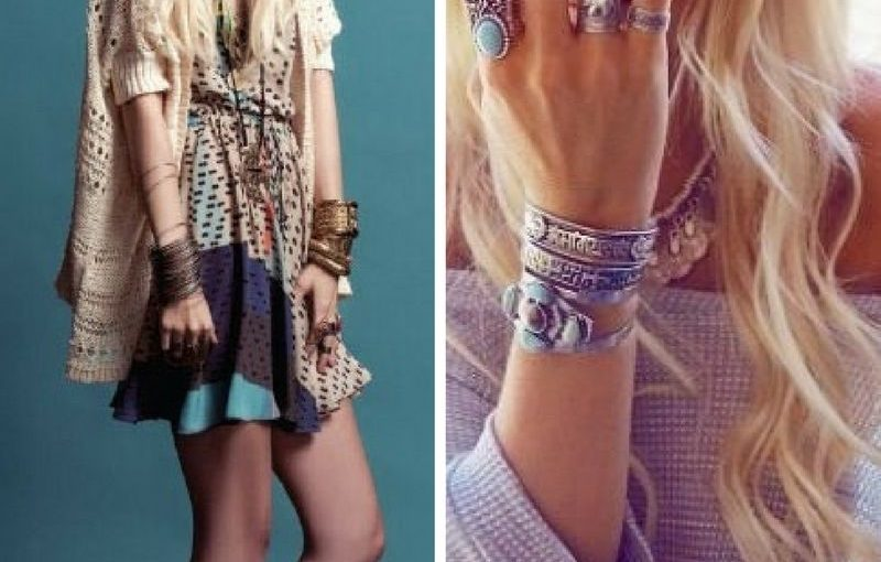 Your Best Essentials To Create Boho-Chic Look