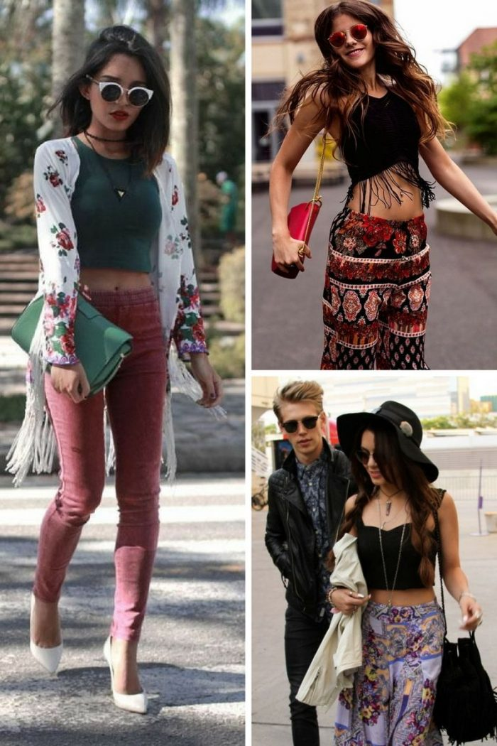 Your Best Essentials To Create Boho-Chic Look 2019