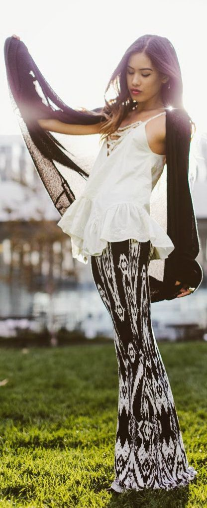Winter Boho-Inspired Outfits For Women 2020
