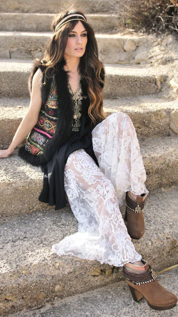Bohemian Style For Women Winter 2018 (13)