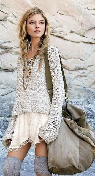Bohemian Style For Women Winter 2018 (23)