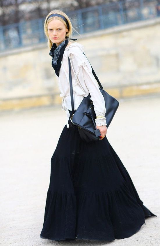 Winter Boho-Inspired Outfits For Women 2019