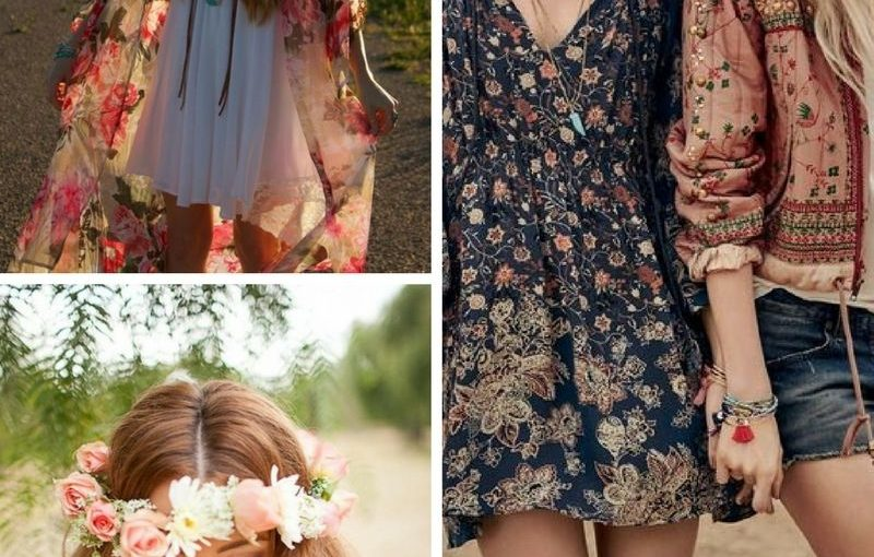 Must-Have Bohemian Chic Wardrobe (Plus 45+ Outfit Ideas)