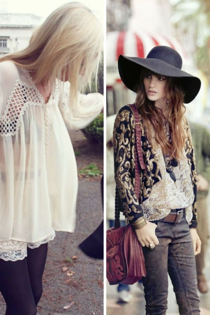 Boho Chic Clothes For Summer 2018 (1)